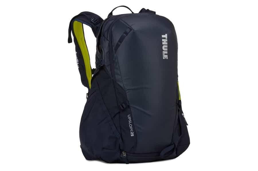 Makkelijke toegang tot je spullen en een optie om de Removable Airbag toe te voegen voor extra veiligheid.