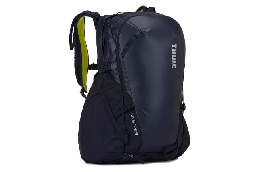 Makkelijke toegang tot je spullen en een optie om de Removable Airbag 3.0 toe te voegen voor extra veiligheid.