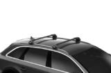 WingBar edge geintegreerde rail black
