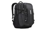 Een rugtas met een inhoud van 27 liter met veel ruimte voor dagelijkse uitrusting en SafeEdge-laptopbescherming.