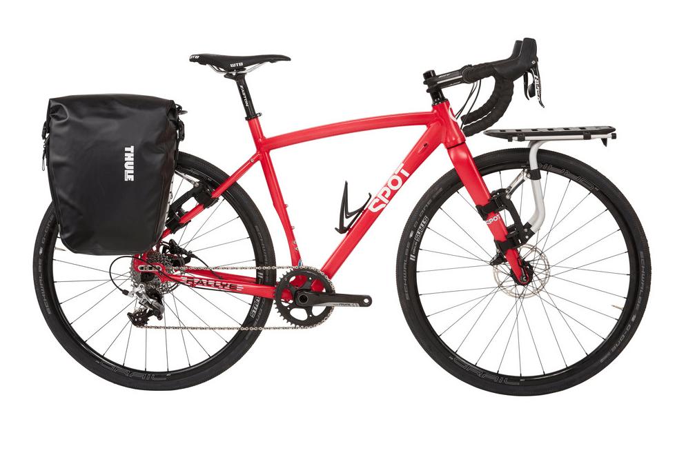 Thule Shield Pannier 17L fiets
