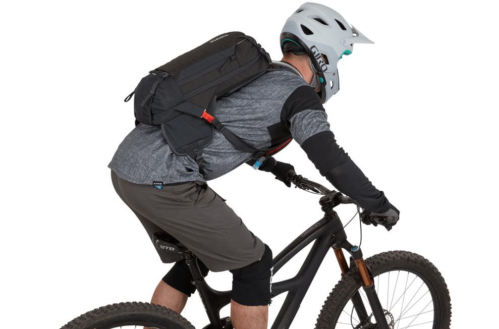 Thule fietstas Rail Pro fiets