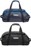 De Thule reistas Chasm 40L is een nieuwe duffel in de duffel serie. de Thule reistas is een stevige, weerbestendige duffel met afneembare rugzakschouderbanden.