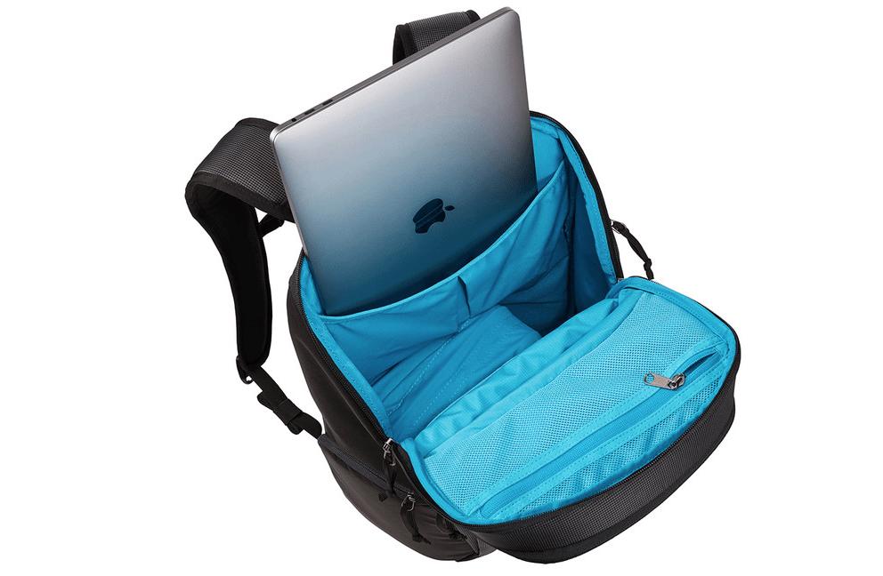 Thule camera backpack inhoud