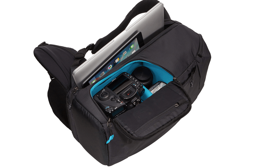Thule camera rugzak Aspect DSLR laptopvak