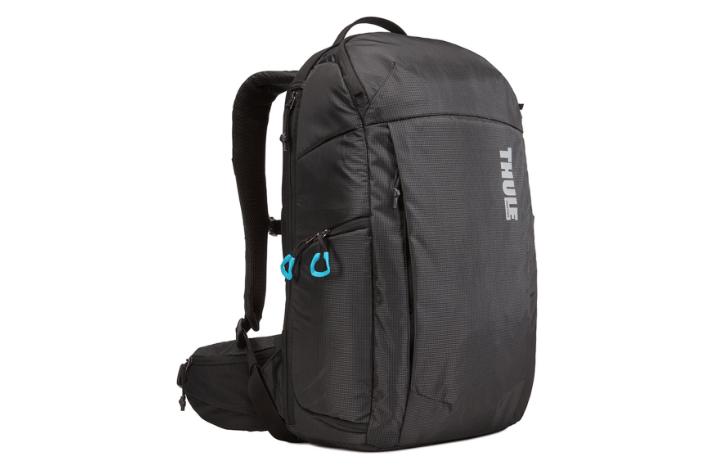 De Thule camera backpack Aspect is een veelzijdige digitale spiegelreflex camerarugzak. De Thule camera backpack biedt volledige verstelbare opbergruimtes, snelle toegang tot uw spullen en groot draagcomfort in elke omgeving. De Thule Aspect is ideaal voor dagelijks gebruik of om mee re reizen.