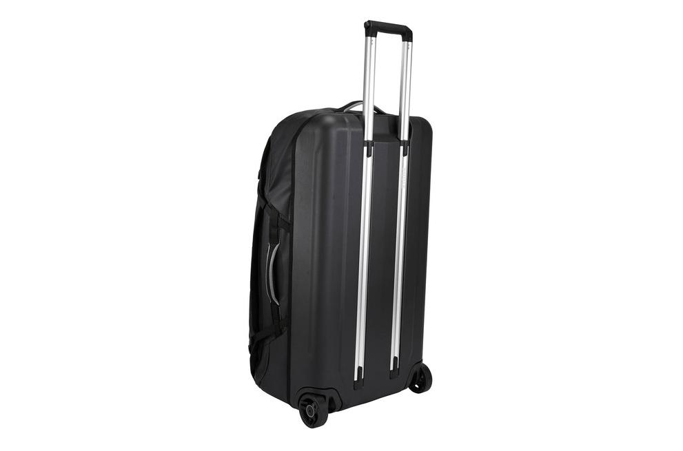 Thule reiskoffer Chasm achterkant zwart