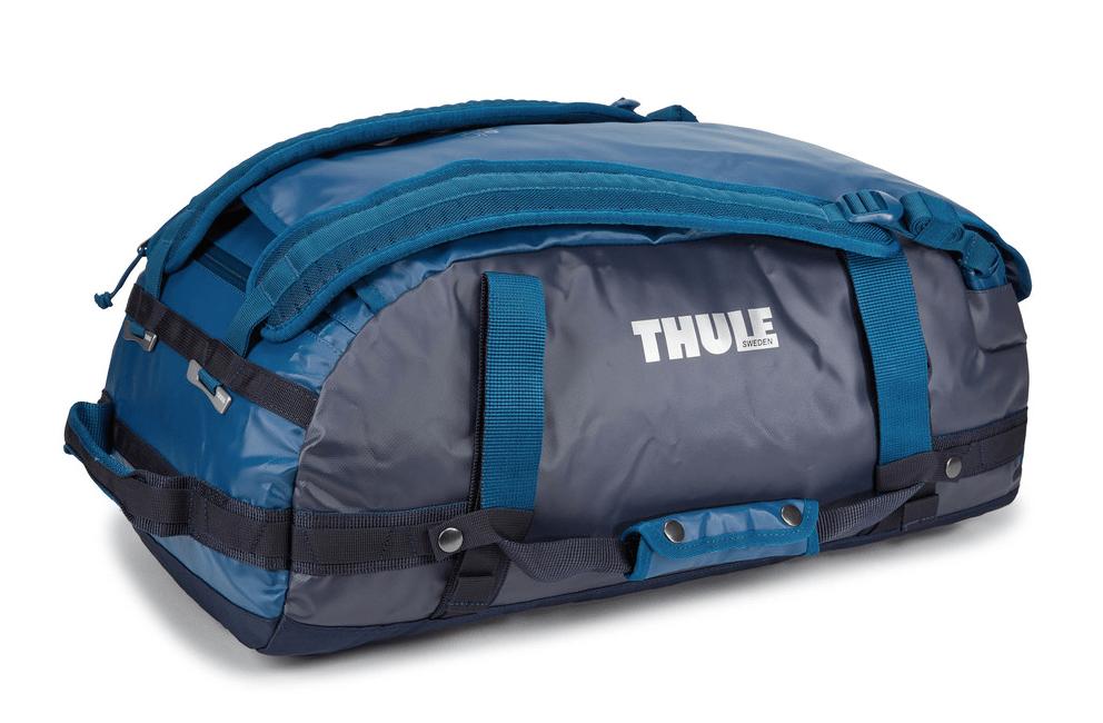 Thule reistas Chasm zijkant blauw