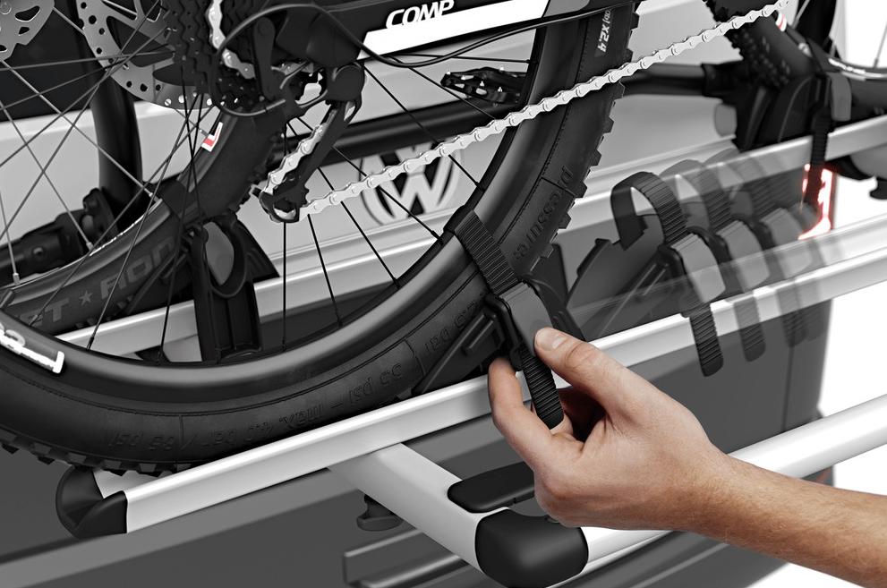 Thule fietsendrager WanderWay 2 wielhouders