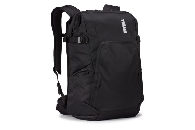 Thule Covert DSLR Backpack 24L - Zwart Voorkant