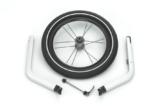 Met deze kit kunt u de Chariot fietskar ombouwen tot de ideale joggingkar! De Thule Chariot Jogging Kit double is geschikt voor alle Thule dubbele fietskarren. <div><img /></div>