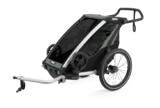 De Thule Chariot Lite is een multisportieve fietskar! Zo is deze makkelijk in gebruik en op te bergen. De Chariot Lite is er zowel in singel als dubbel variant voor twee kinderen.