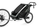 Thule Chariot Lite aan de fiets