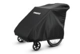De Thule Storage cover is geschikt voor Thule fietskarren met zowel 1 of 2 zitjes <div><img /></div>