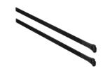 Een vervangingsset met extra lange spanbanden maken vervoer van erg grote fatbikes mogelijk